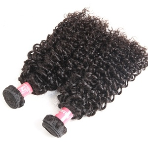 High Quality Brazilian Virgin 4c Afro kinky curly Wave Human Hairr Weave Dropshipping Hair Extension