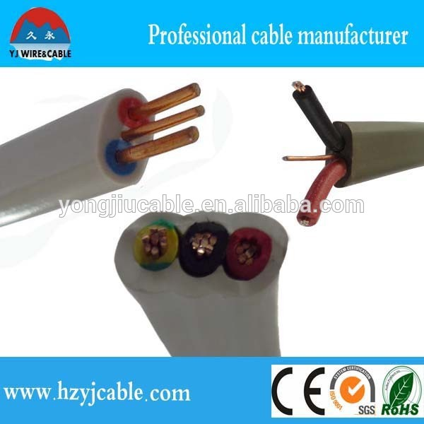 Attractive Flat Wire Cable 5 Embellishment - Electrical Circuit ...
