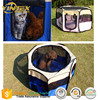 Durable Pet Portable Foldable Pop Up Play Pen Exercise Kennel Dogs Cats Indoor/outdoor tent