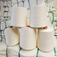 chinese products 65/35 polyester cotton yarn, blended yarn