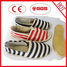 China de zapatos alpargatas proveedor al por mayor de 18337198727 a granel barato
