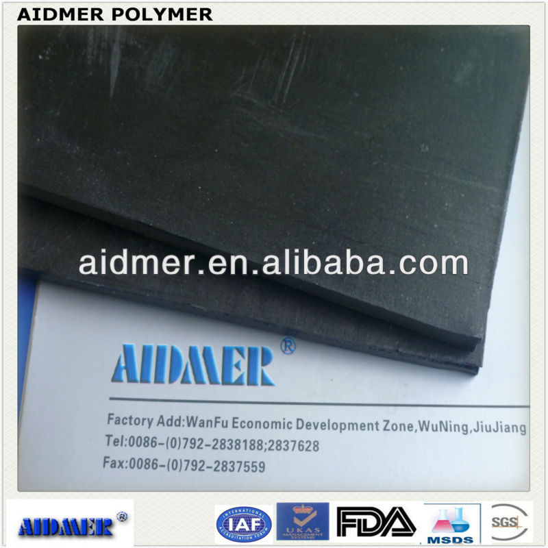 Carbon FILLED PTFE SHEET --- AIDMER PTFE