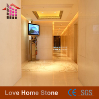 New Royal cut-to-size marble slab tile for government project