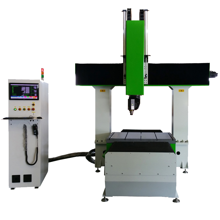 High precision, cnc router machine 5-axis for model