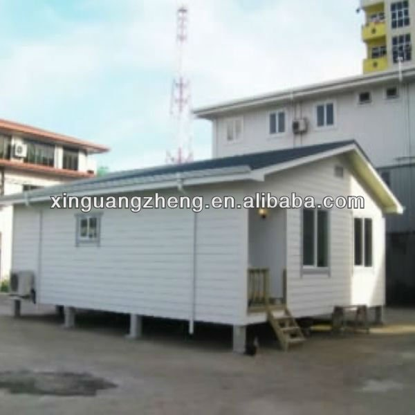 one bedroom sandwich panel prefab luxury house