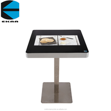 EKAA Interactieve touch salontafel 600x600mm met 21.5 inch android tablet