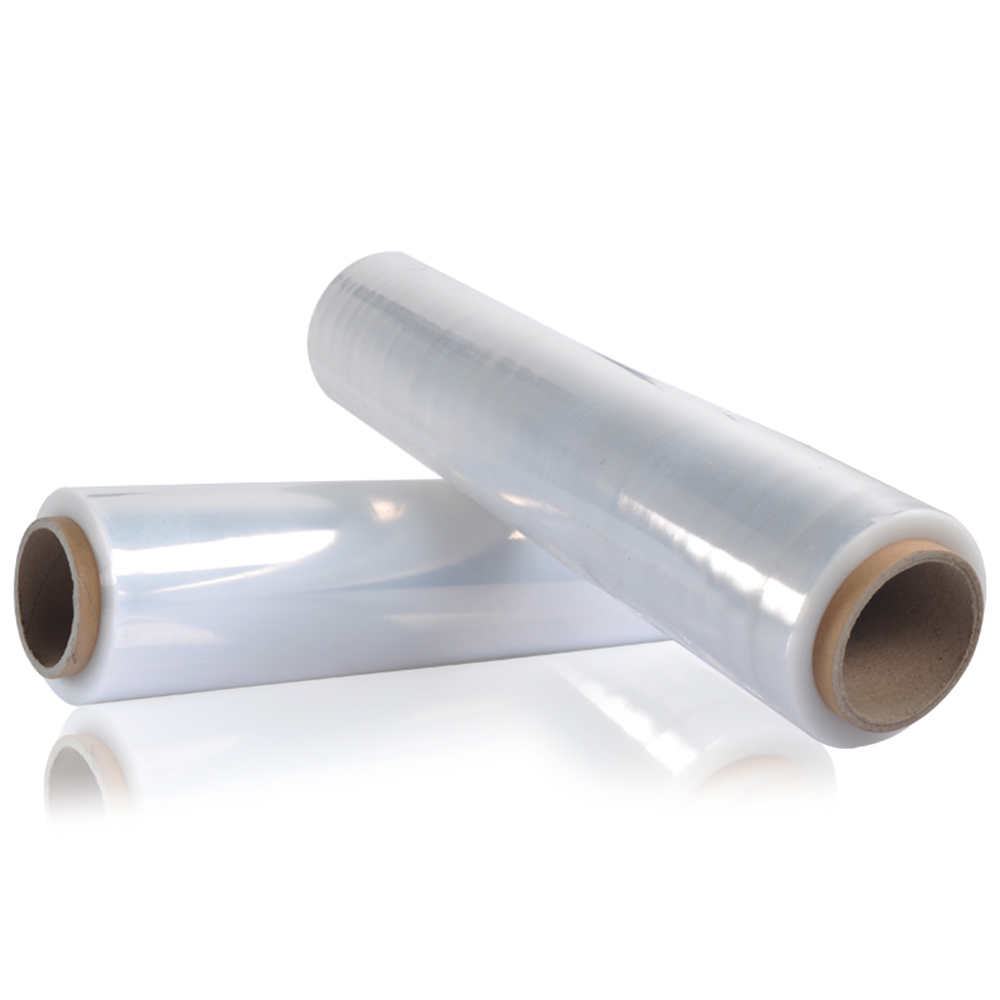 Pallet LLDPE Stretch Film Box Wrapping PE Shrink Wrap Stretch Film