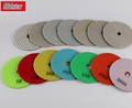 "4"" Flexible Granite Wet Dimoand Polishing Pads Wholesale"