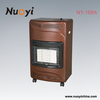 6 8 Years Lifetime Natural Gas Ceramic Heaters Lpg Mobile