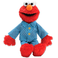 OEM battery operated sesame street elmo animals plush toy