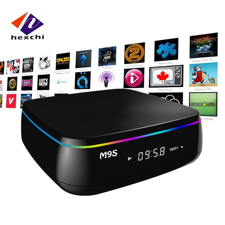 kodi <strong>tv</strong> <strong>box</strong> M9S MIX 8 core <strong>Android</strong> 6.0 <strong>TV</strong> <strong>BOX</strong> Amlogic S912 64 Bit 2GB RAM 16GB ROM BT4.0 KODI 16.1 OTT Smart <strong>TV</strong> <strong>BOX</strong>