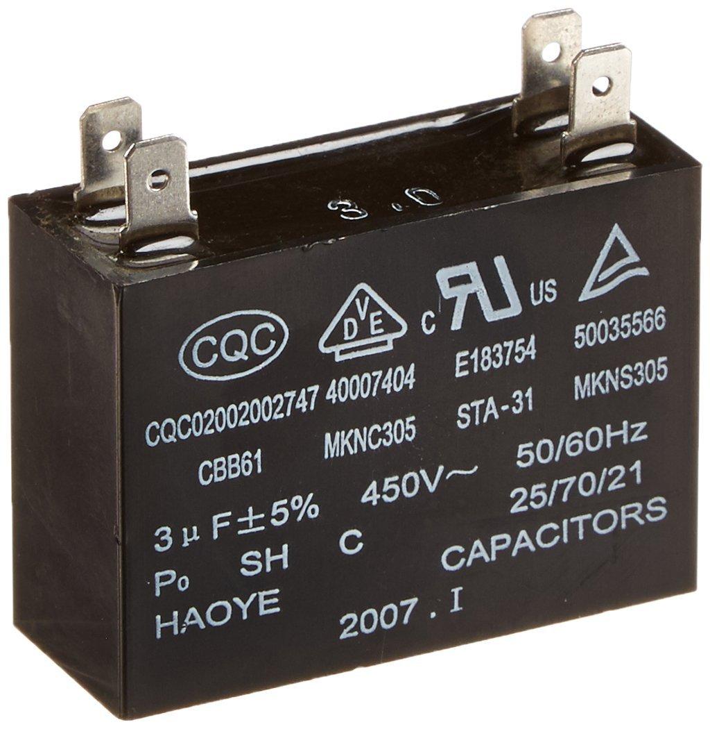 Frigidaire 5304459790 Air Conditioner Capacitor Unit