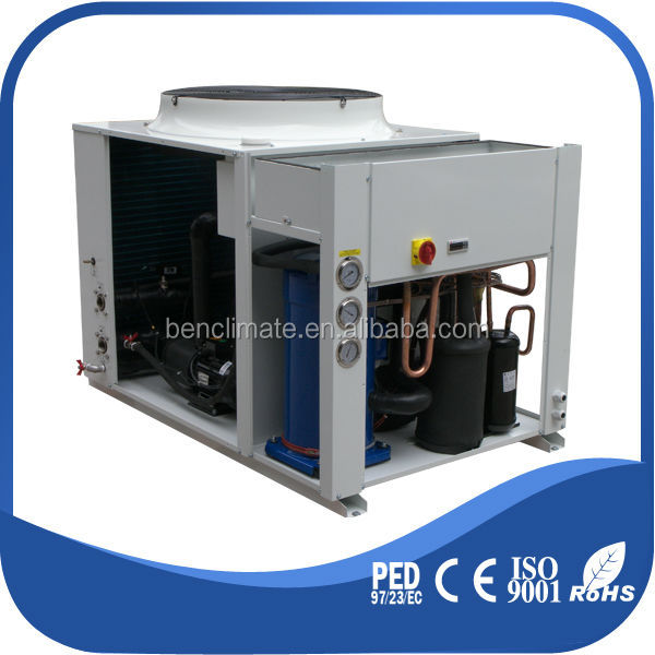Air water cooled innovative harga chiller freezer