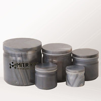 Mitr Ce Appoved Cemented Carbide Focucy Jar For Planetary Ball Mill
