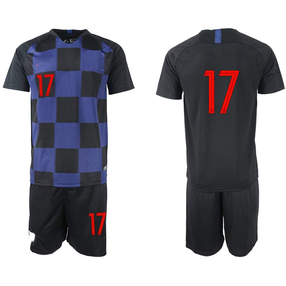 5f008c7d017 Koz 2018 World Soccer Competition Croatia Team  17 Home Away Adults Soccer