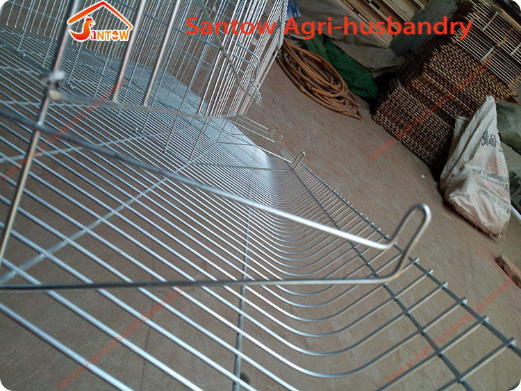 Hot Galvanized Chicken Layer Cage Cold Galvanized Automatic Poultry Battery Cages Best Quality In Nigeria Africa Philippines
