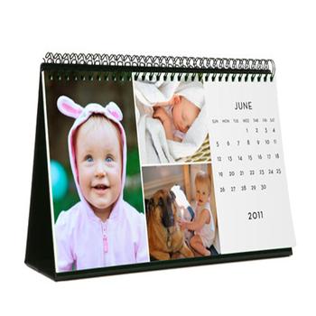 Custom Printed Daily Flip Over Desk Baby Calendar Buy Custom