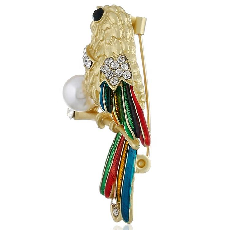 a0f95c018bc Costume Jewellery Enamel Sun Brooch Pin Women Rhinestone Crystal Scarf Coat  Brooch Weeding DS Q Brooches ...