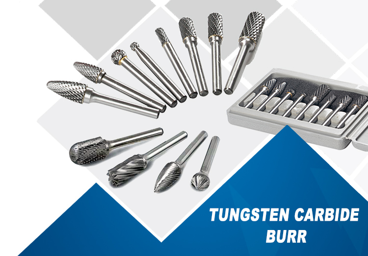 Air Tool Parts Tungsten Carbide Burrs of Power Tools Spare Parts