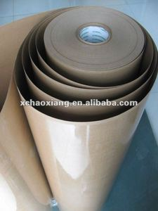 Electrical insulation paper for motor transformer winding