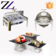 Restaurant and hotel kitchen factory price Gn 1/3 pan chaffing dishes buffet stainless steel thermal food warmer for catering