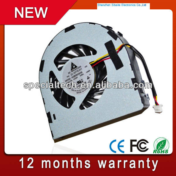high quality CPU Cooling Fan new laptop cpu cooling fan For Dell M5030 M5040 series laptop. FORCECON DFS481305MC0T-FA2H.
