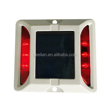 Durable Visible solar road cat eye for driveway and highway