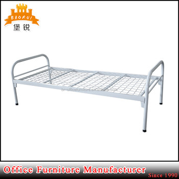 the most strong army used steel antique iron beds metal frames single bed
