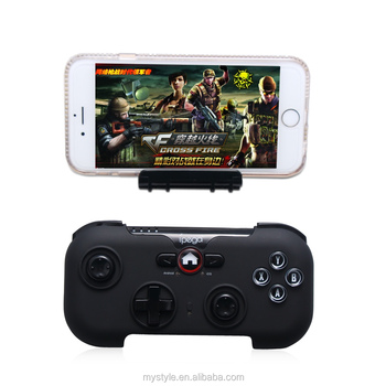 Black Wizard Ipega 9058 Wireless Bluetooth Game Controller Gamepad Joystick  For Android Mobile Phone/ Iphone/ Tv Box / Pc - Buy Wireless Controller