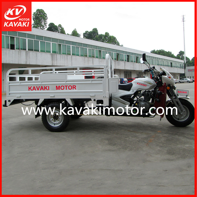 Guangzhou cargo use three wheel motorcycle 200cc hot selling for exporting