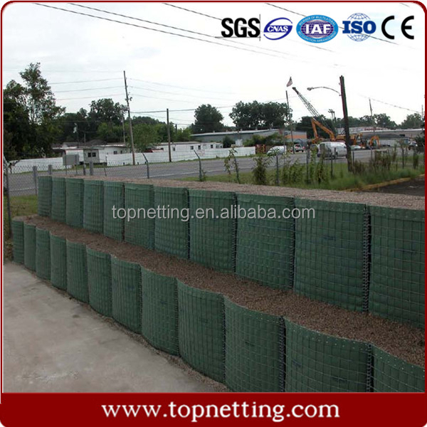 Hesco type military hesco barrier mil 1