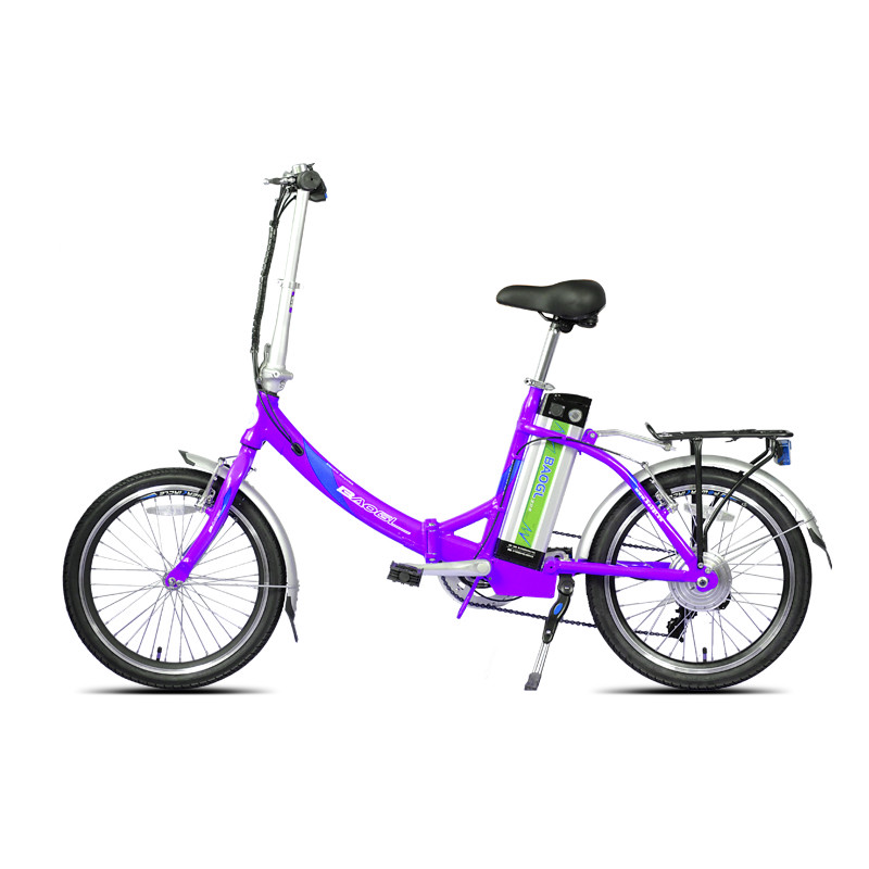 20 inch electric folding bike with aluminum frame