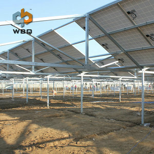 Customized solutions adjustable solar mounting bracket structure