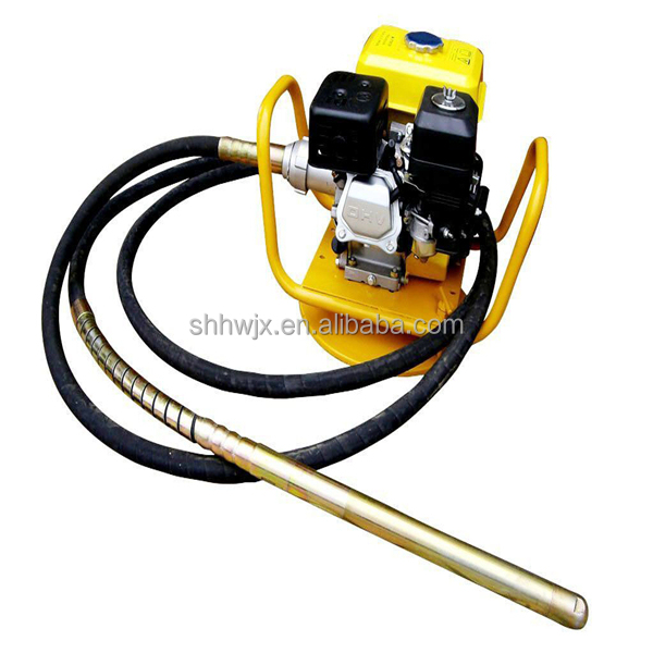 Robin air cooled diesel engine concrete vibrator price Mini Concrete Vibrator on sale