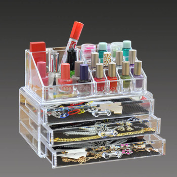 Handmade acrylic nail polish case storage  acrylic storage box for nail polish & Handmade Acrylic Nail Polish Case StorageAcrylic Storage Box For ...