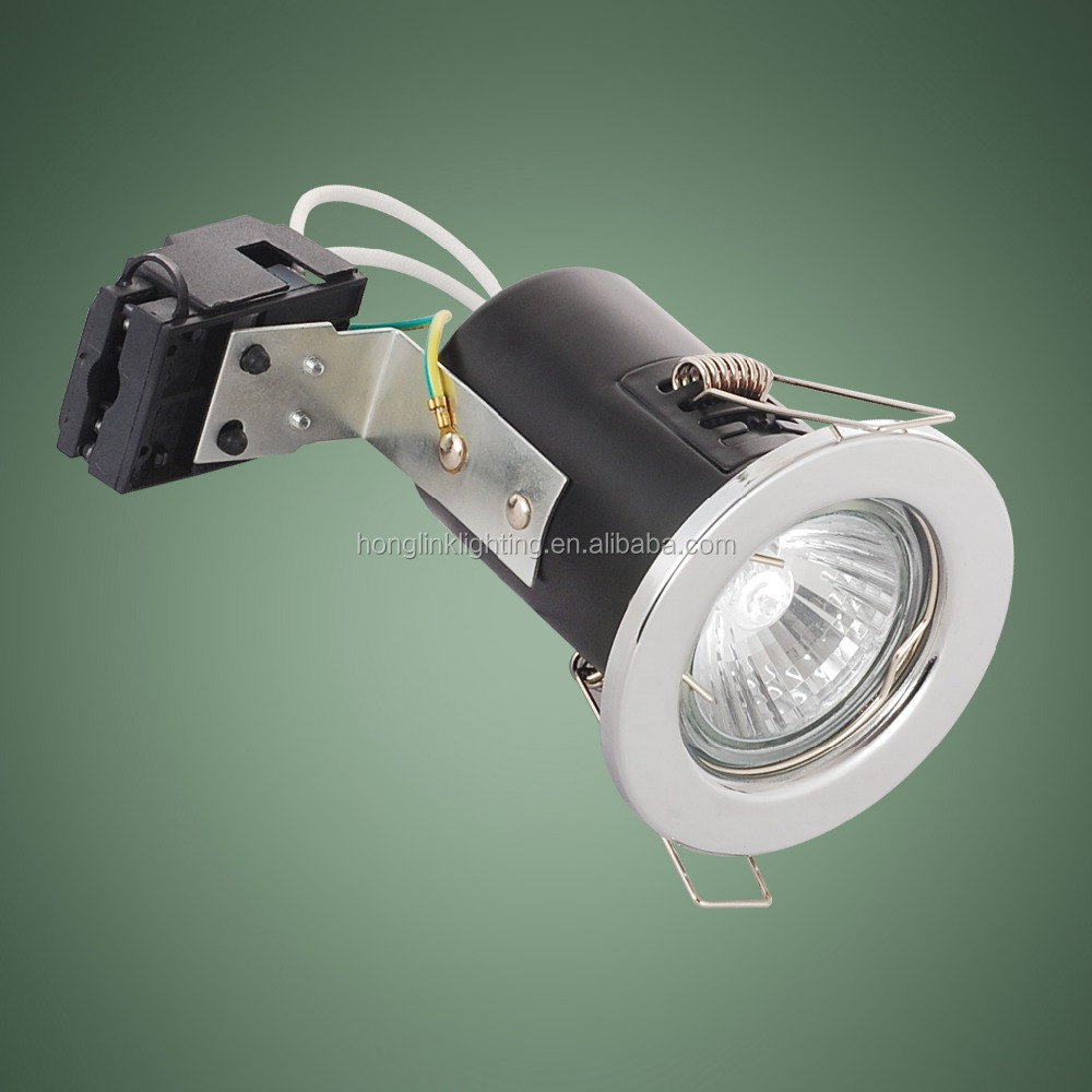 Steel Economy Fire Rated Downlight Hl-f811wh