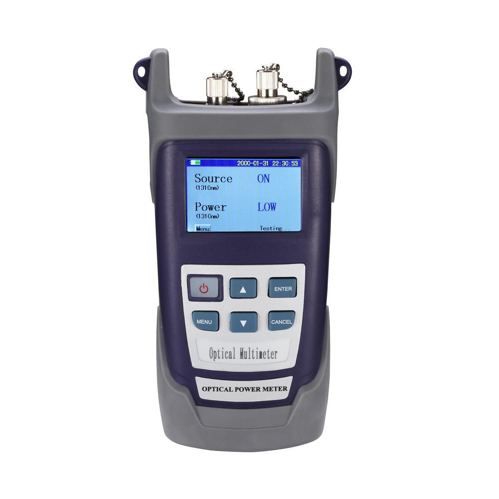 RY-OM3207C Digital Handheld Optical Multimeter Power Meter + Light Source + Laser Source