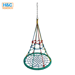 foldable children swing outdoor net swing for baby portable web swing chair for kids