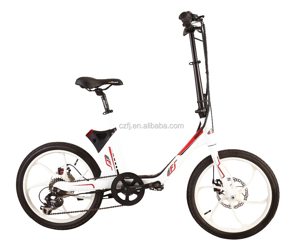 new design electric bicycle 20 inch e bike with lithium. Black Bedroom Furniture Sets. Home Design Ideas