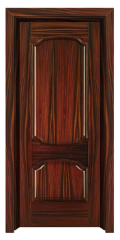 Pvc hollow doors door design sunmica embossed mdf pvc door for Door design sunmica