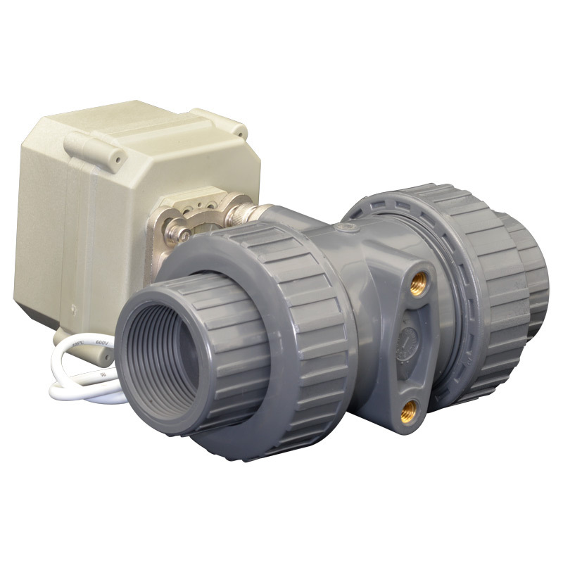 cheap ball valve control ball valve control deals on line at get quotations · 1 dc24v pvc u electric motor valve 3 wires control cr303