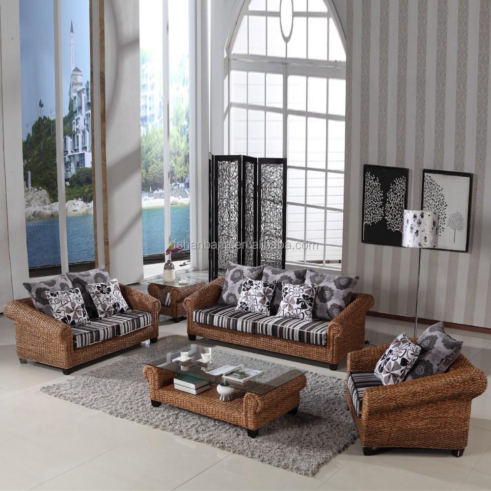 China fabrikant nieuwe moderne design bank in de woonkamer ...