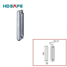 Top selling stainless steel sliding shower commercial glass door handle