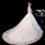 LSYNM096 real cheap long dress boat neck off shoulder elegant beautiful applique lace wedding white dress