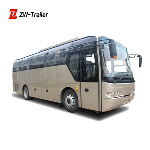 Hot Sale 40 Seats Incity Higher Used Passenger Cheap Bus Glass And  Passenger Bus