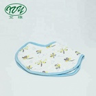 High Quality Soft Comfortable Baby Bibs 100% Cotton