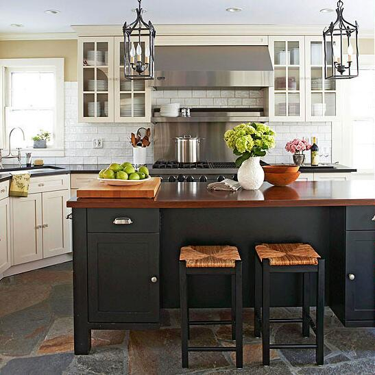 Traditional Farmhouse kitchen cabinet