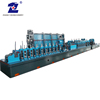 High frequency pipe automatic steel welding tube mill production line