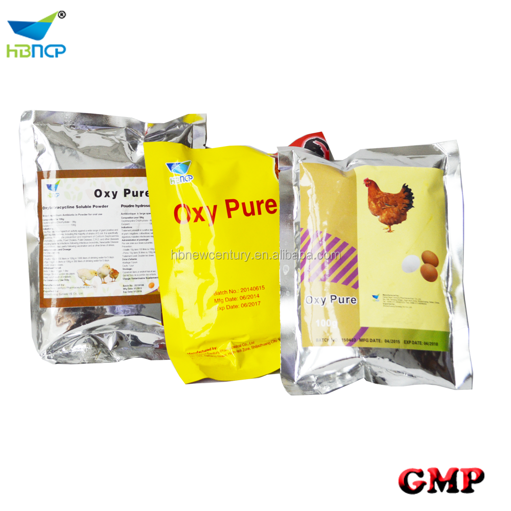 oxytetracycline soluble powder poultry antibiotics