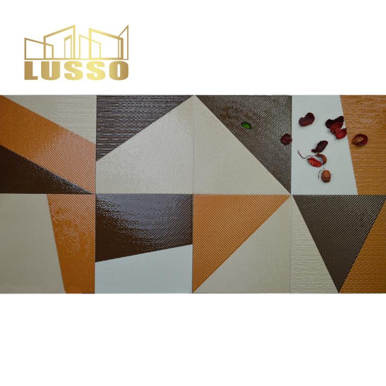 200x200 naranja art deco azulejos de la pared y del piso de colores geometra moderna azulejo - Azulejos Modernos